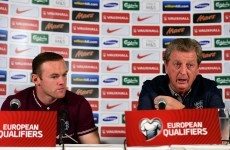 Roy Hodgson apologises to Wayne Rooney over accent remarks