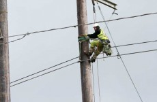 ESB has restored power to 12,500 homes….7,500 still to go