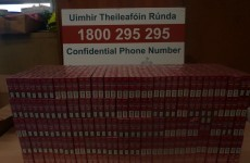 'EM@IL' cigarettes and 'Eastender' tobacco seized in Limerick