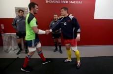 Peter O'Mahony glad to come through test ahead of European kick-off despite 'a few dunts'