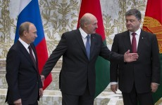 Putin and Poroshenko are meeting next week to try and rescue a truce