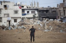 World leaders are planning the rebuilding of Gaza today