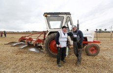 The National Ploughing Championships are heading back to Laois next year