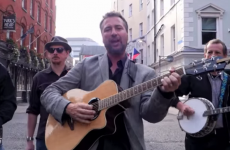 Temple Bar gets an almighty slagging in this brilliant new Irish folk song