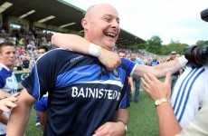 Malachy O'Rourke is sticking with Monaghan for another three years