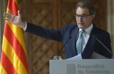 Catalonia leader vows to go ahead with independence vote in new form