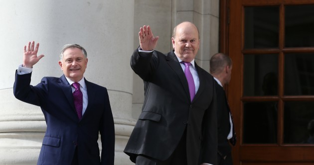 Inside Leinster House: Giddy government backbenchers embrace the end of austerity…