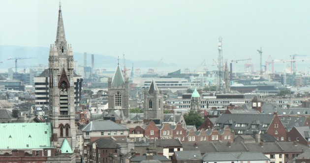 Why hasn't Dublin become a high-rise city?