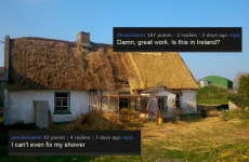 Internet goes wild for renovation of 200-year-old derelict Irish cottage