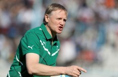 Positive progress for IRFU in re-contracting top players as Schmidt focuses on November
