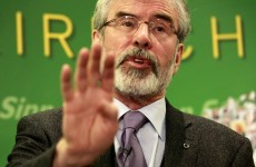 Press watchdog says Indo got it wrong on Gerry Adams letter
