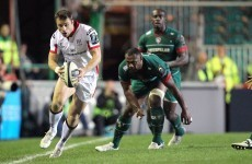 As it happened: Leicester vs Ulster, Champions Cup