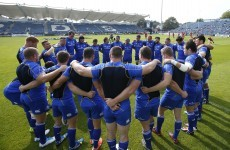 'If it's on, we will play' – Leinster looking to find next gear against Wasps