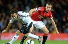 Have €22,000 to spare? Then you can buy Tom Cleverley's custom-made Man United watch