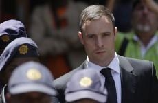 Oscar Pistorius jailed for 5 years for killing girlfriend Reeva Steenkamp