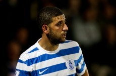 Redknapp: Taarabt the worst professional I have ever come across