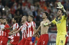 Champions League round-up: Atleti claim easy win while Olympiakos stun Juve