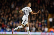 This Erik Lamela wonder goal gets better every time you watch it
