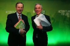 Minister Bruton is going to the US to explain the death of the 'Double Irish' tax loophole