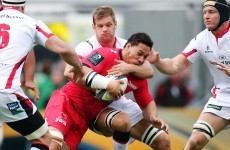 Toulon the toughest test I've faced at Ravenhill – Chris Henry