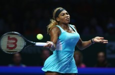 Williams demolishes Halep to win Finals title