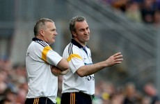 Ryan to succeed Eamon O'Shea in Tipp hurling hotseat next year