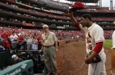 Rising baseball star Oscar Taveras, 22, dies in car crash