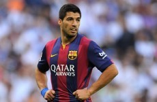Suarez: Call me a biter or a diver, but not a racist
