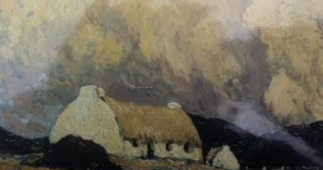 Three valuable paintings by famous Irish artists stolen from Wicklow home
