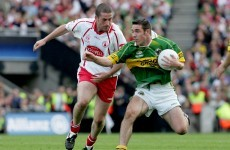 Dec Sull, Doyle, Coulter, Galvin, O'Neill and 20 other Gaelic footballers who retired in 2014