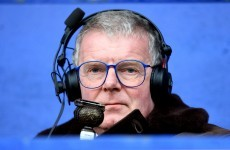 Motty wrote a lovely letter to an aspiring sports journalist back in 1988…