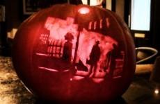 Irish restaurant's horror movie-themed pumpkins are beyond brilliant