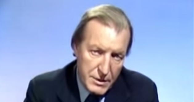 Check out this short video of Charlie Haughey telling us 'we're living way beyond our means'