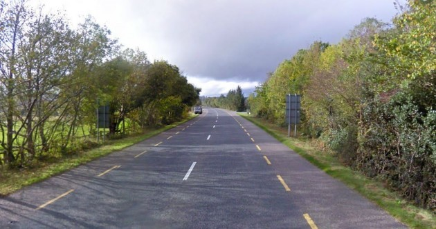 Two men killed overnight after car hits a ditch