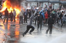 Second night of violence across Northern Ireland as the Twelfth parades pass
