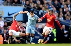 As it happened: Man City v Man United, Premier League