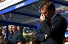 Rodgers admits Liverpool are missing Suarez and Sturridge