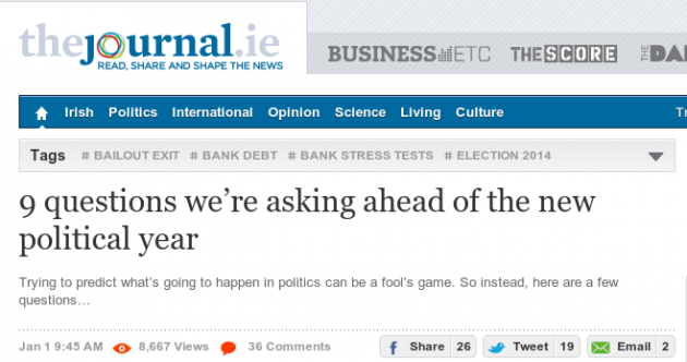 The answers to 9 political questions we were asking this time last year