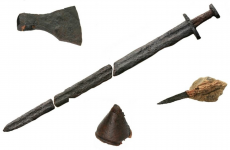 Ancient Waterford site reveals Vikings moved from raiding to trading