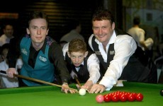 'Jimmy has always been a wild boy in the the mold of Alex Higgins' – Ken Doherty