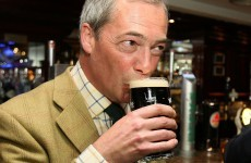 Is UKIP testing Irish waters with a Twitter page? 'No, that's not us!'
