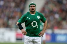 Ireland still uncertain over Rory Best as Springboks rule out Pienaar