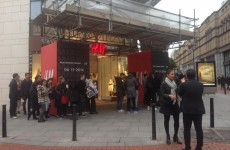 Irish people are queueing up to buy clothes with 'WANG' printed on them
