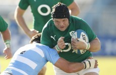 Ross a vital figure for Ireland against the Boks as Ah You waits in the wings
