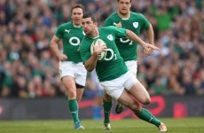 'They're big lads' – Kearney excited to play off Henshaw and Payne pairing
