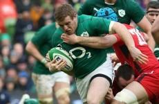 Cronin eager for 'massive opportunity' as key ball-carrier against the Boks