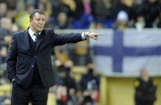 Henk ten Cate: 'Part of forming a young player is playing them'