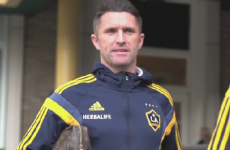 This Robbie Keane-LA Galaxy promo will make you cringe