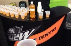 A Doritos-flavoured soft drink is being tested in the US