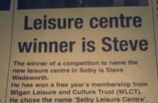 This brilliant article from a UK newsletter is the epitome of local news